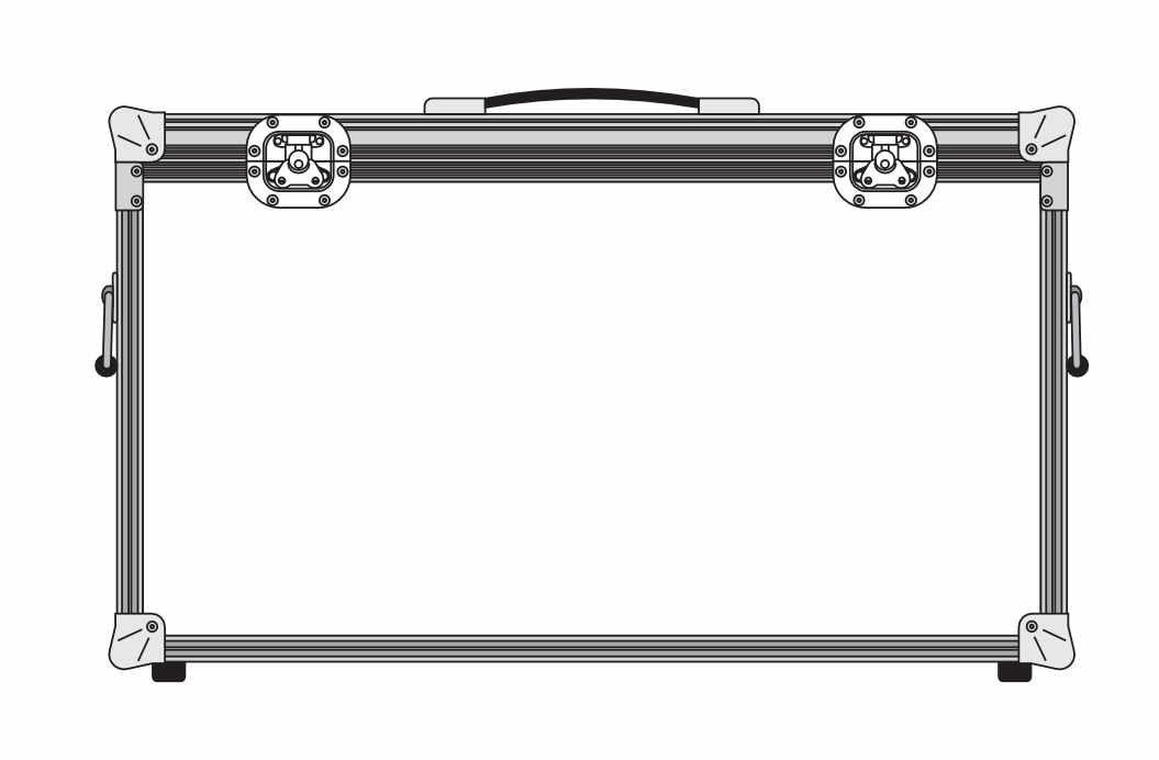 Paco Cases - Kufry iskrzynie transportowe